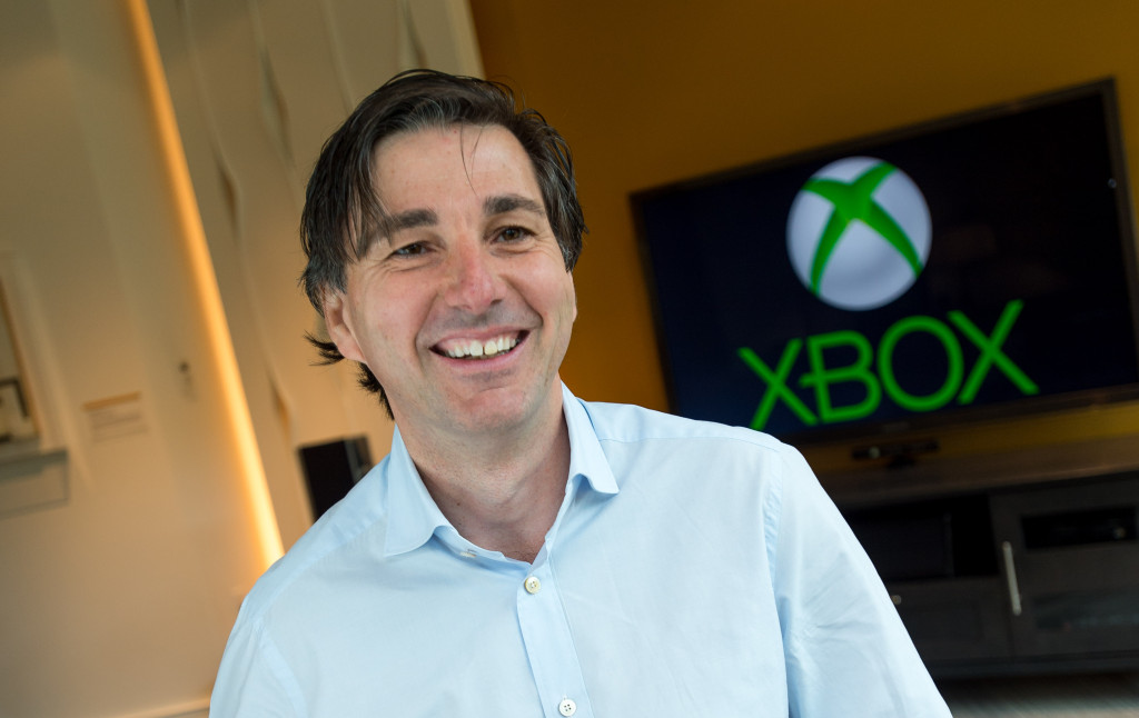 Don Mattrick: Microsoft Studios