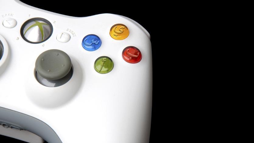 Arabic Xbox 360 Controller